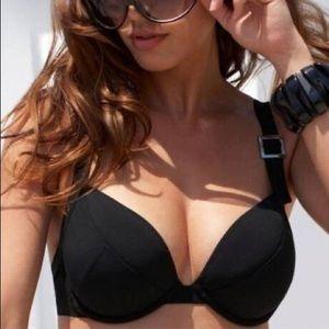 Panache Low Cut Underwire Bikini Top